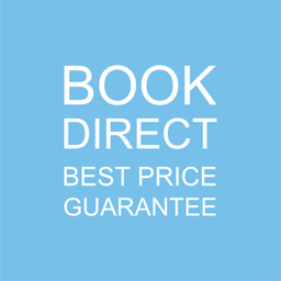 Book direct and get best price guarantee